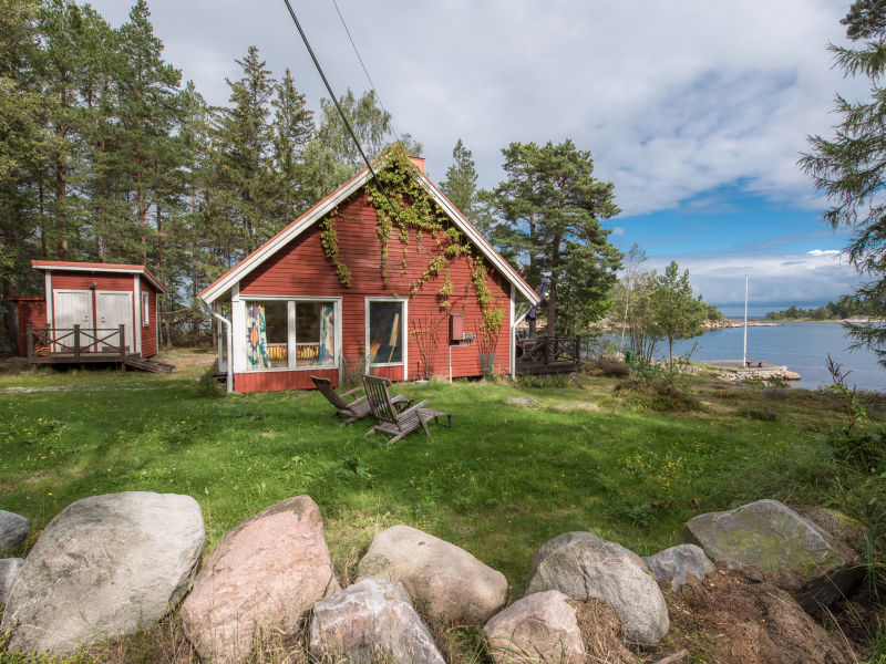 Ferienhaus Huset Gränsö