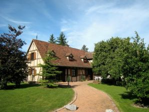 Holiday house Gite-Jebsheim