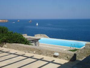 Ferienwohnung Waterfront Villas Paros Villa Delos