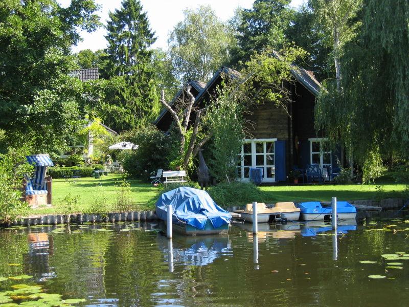 Ferienhaus Ferienhäuser Küsterwiesen (Haus 1)