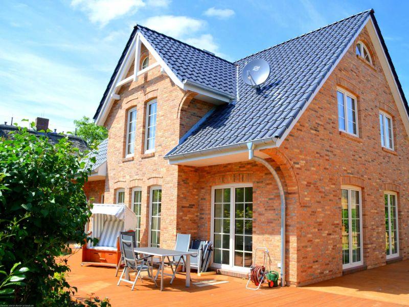 Ferienhaus Dreamhus Borgsum