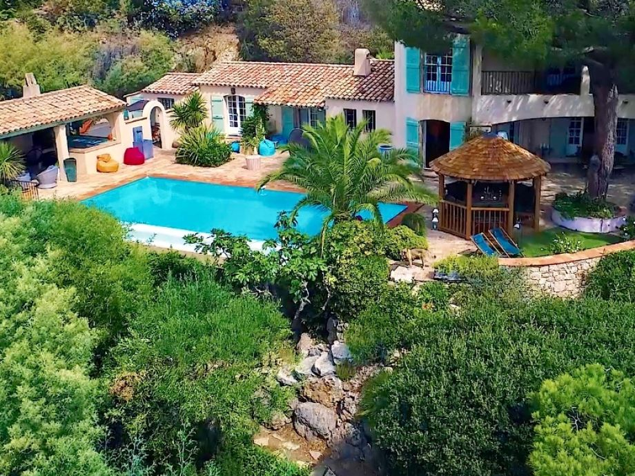Villa Mas St.Martin with lots of privacy