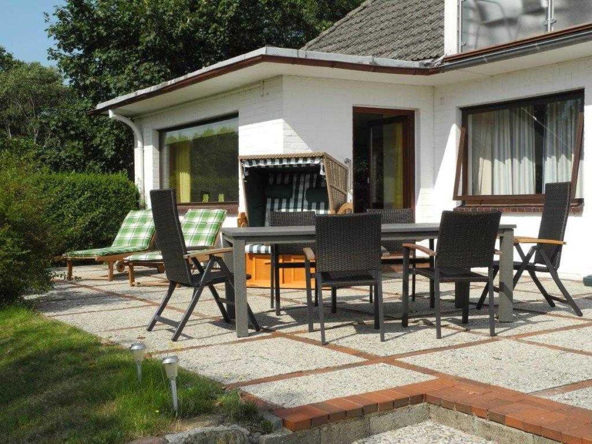 Ferienwohnung Hein im Haus Jensen Nieblum Firma Agentur
