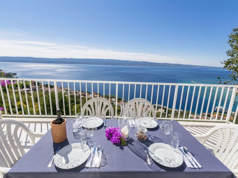 Ferienwohnung Luxury view (58331-A1)