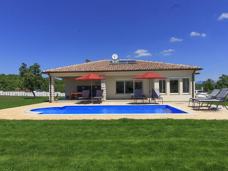 Villa Galadriel privatem Pool - 3 km Strand
