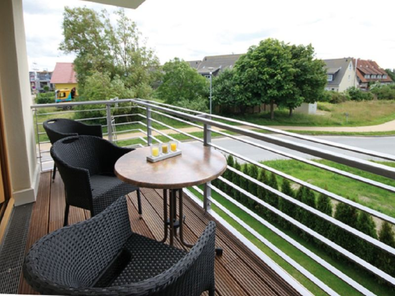 Holiday apartment Sanddorn WE 7