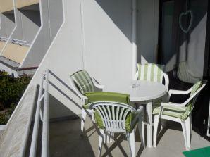 Ferienwohnung 63-001, Weiße Strandoase