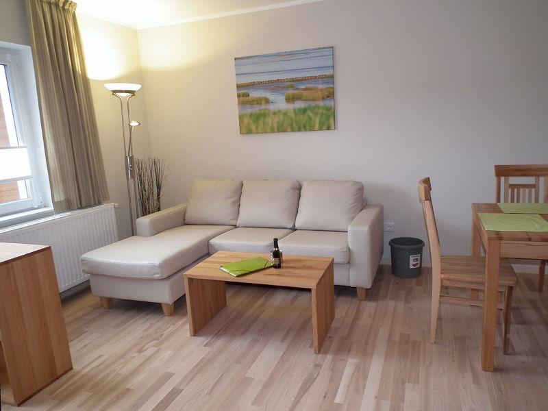 Ferienwohnung Bio-Apartment Silbergras