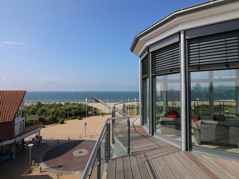 Ferienwohnung Penthouse Meeresrauschen
