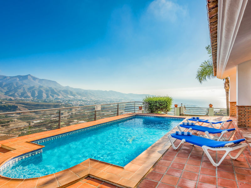 Holiday house Nerja 4115 mit Pool