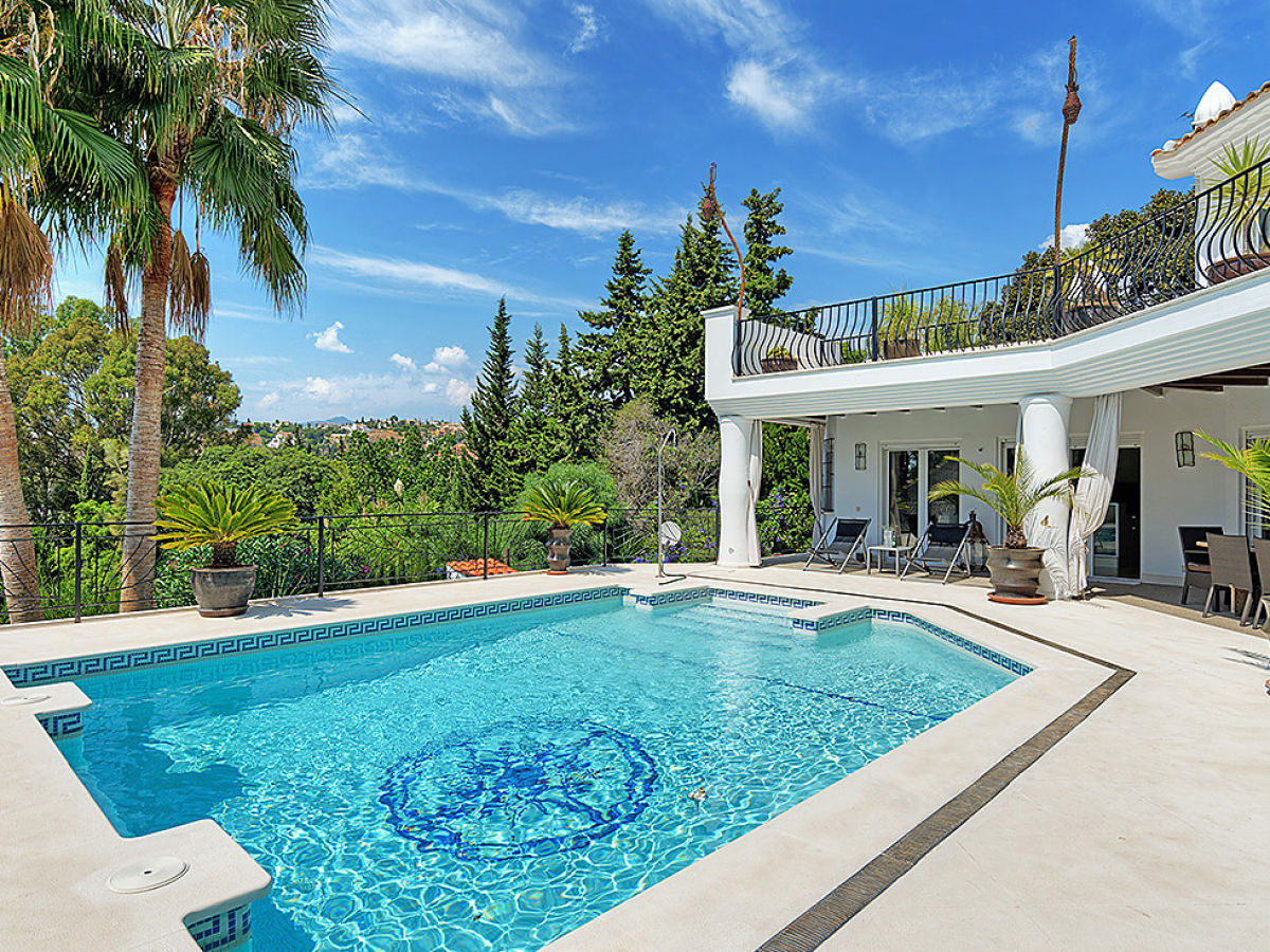 Ferienhaus estepona 4111 mit pool san pedro de alcantara - Formentera ferienhaus mit pool ...