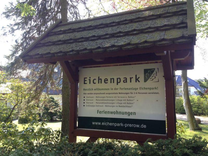 Ferienwohnung Eichenpark W 2.5