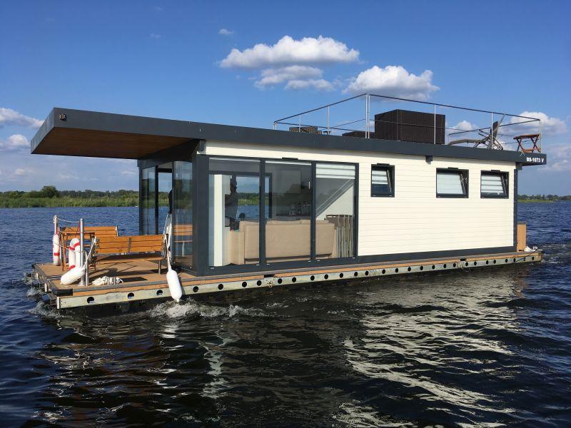 House boat Aqua-Lofts 2