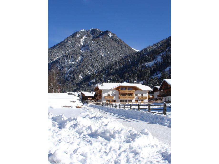 Residence Kahn wintertime