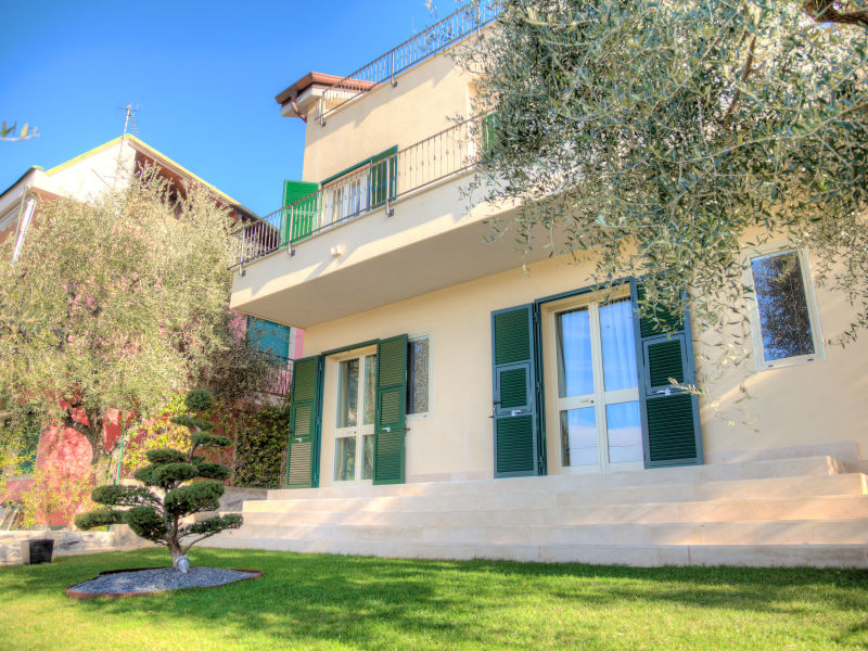 Ferienwohnung Villa Cervo - apartment Gelsomino