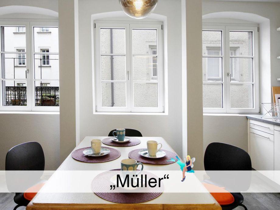 """Ausstattung Ferienwohnung """"Müller"""""""