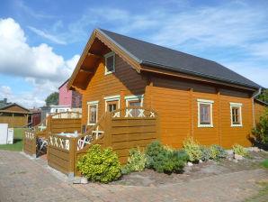 Ferienhaus Holzblockhaus Nr. 1