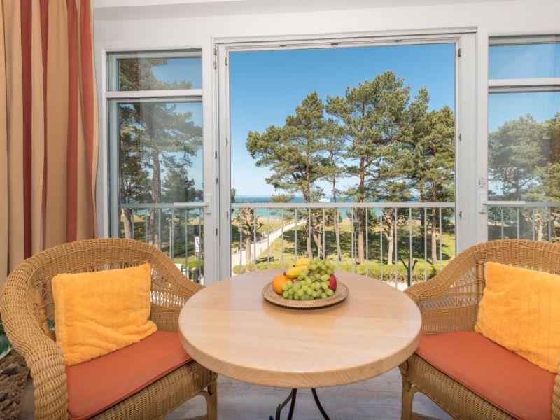 Ferienwohnung Meerblick 15 Villa Freia