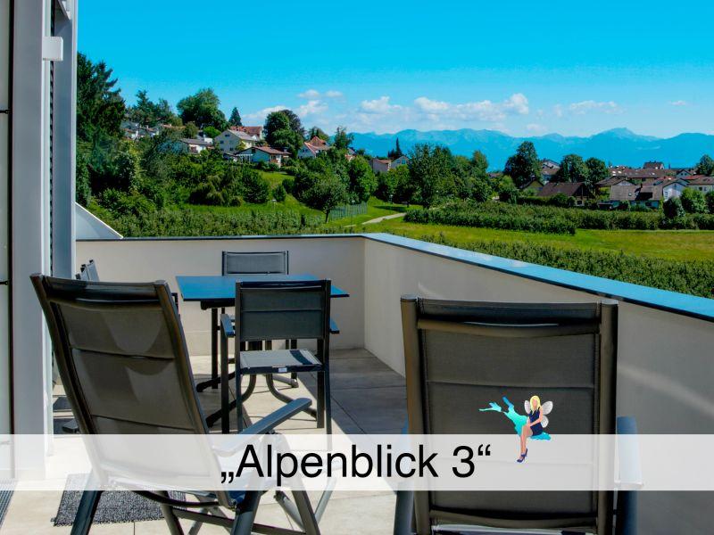 """Ferienwohnung """"Alpenblick 3"""""""
