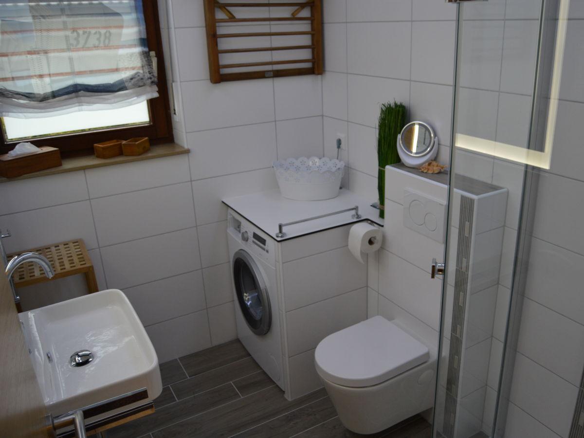 Ferienhaus deichhuus tossens familie bettina und rainer - Traum badezimmer ...