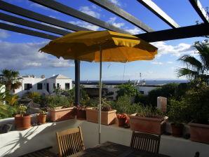 Holiday apartment Wohlfühl-Oase Tropical auf Lanzarote