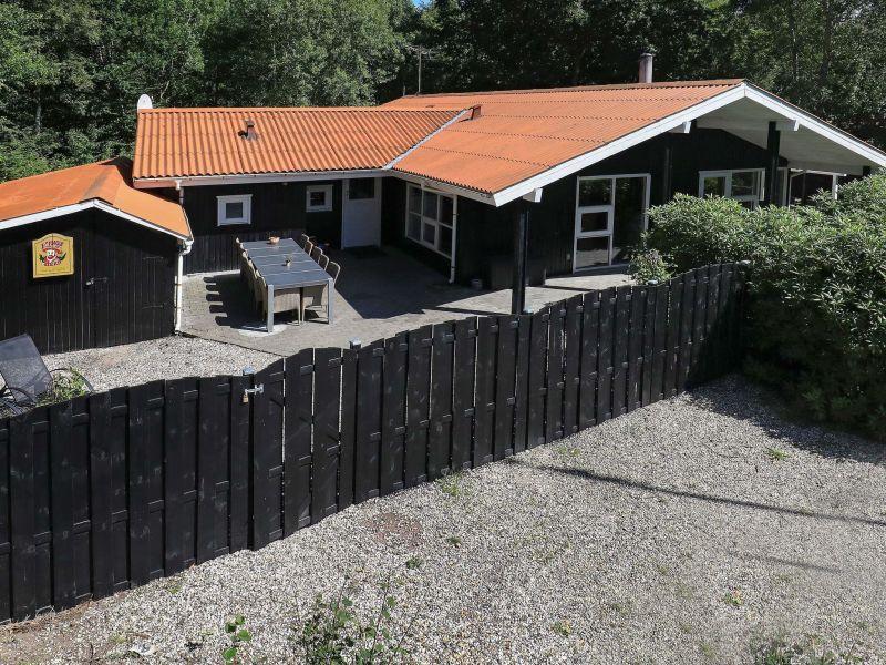Ferienhaus Glesborg, Haus-Nr: 45779