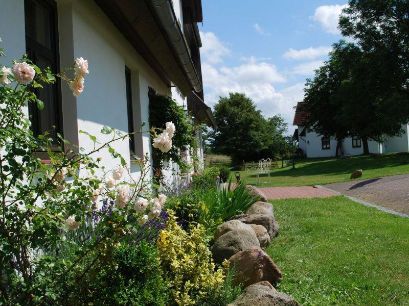 Ferienwohnung 4-Raum-Wohnung Rügen