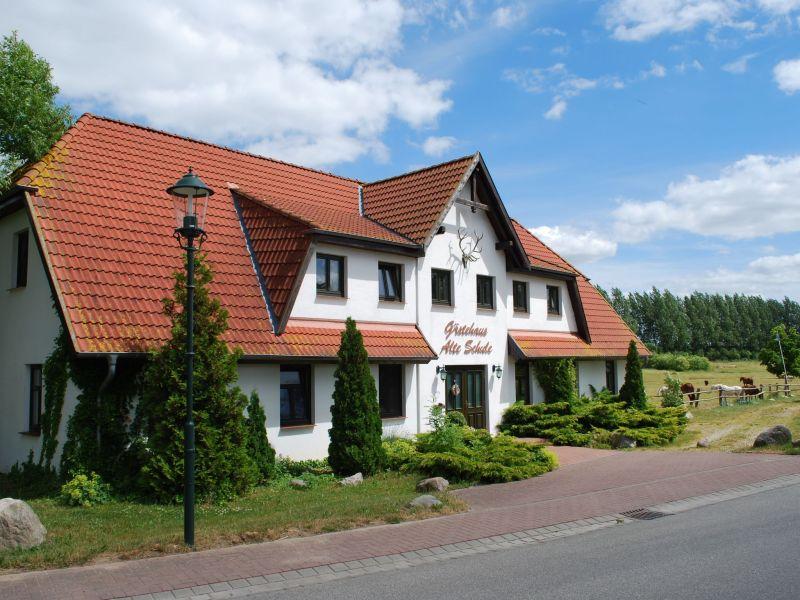 Ferienwohnung Hiddensee in kleinem Ferienpark