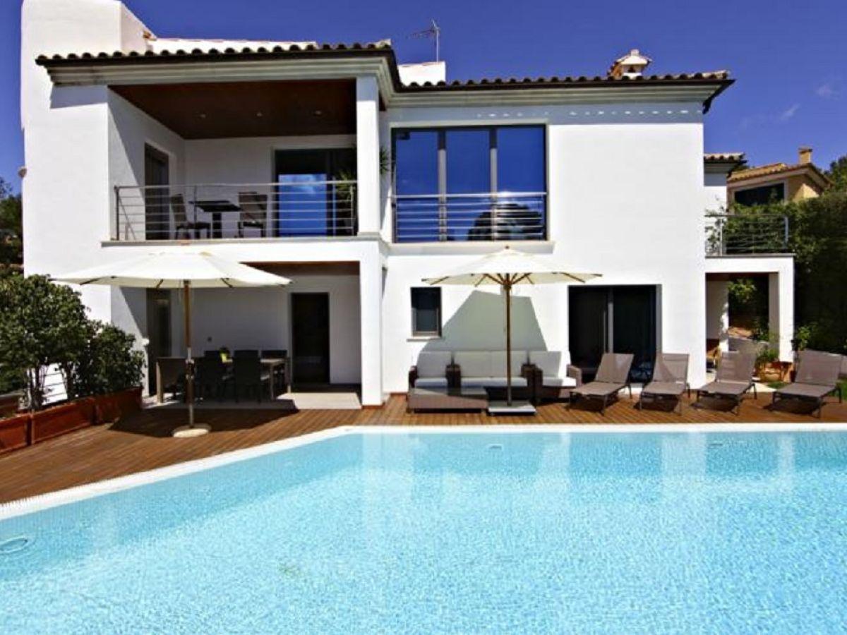 Villa Luxus Alcudia 8 Personen Pool Mieten