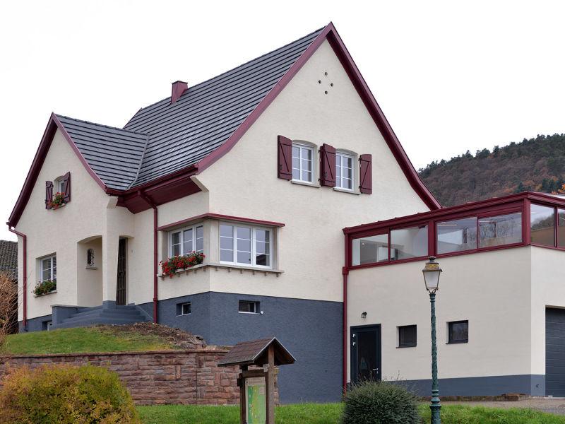 Ferienhaus Au 1 Route du Vin - 68G30198