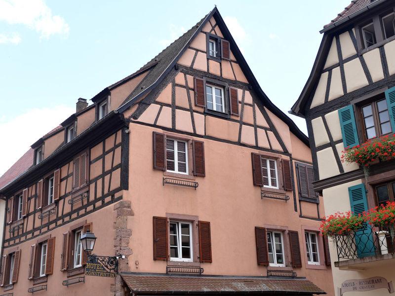 Ferienwohnung Les Toits du Tonnelier - 68G8055