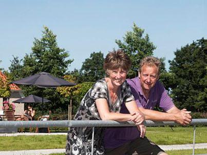 Ihr Gastgeber Oane und Bertha Mink