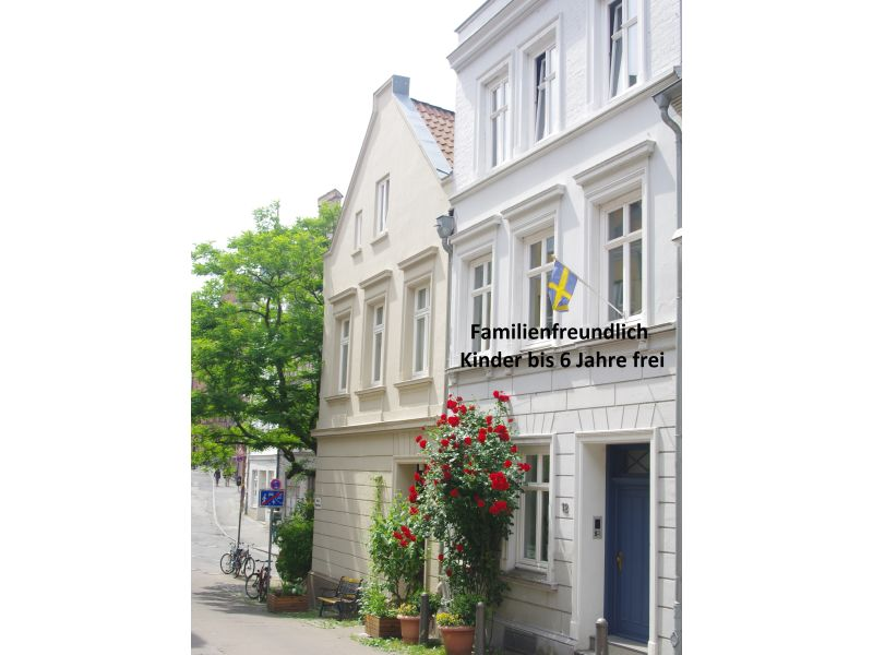 Ferienwohnung Arndt in der Altstadt