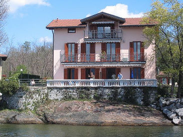 Holiday apartment Villa Ottolini