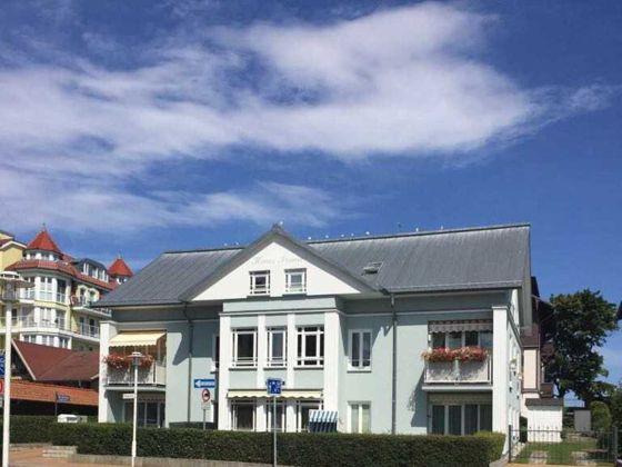 Ferienwohnung im Haus Irma Ostsee Usedom Firma