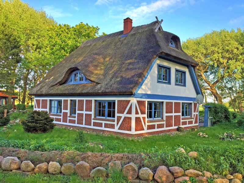 Ferienwohnung Reetdachhaus