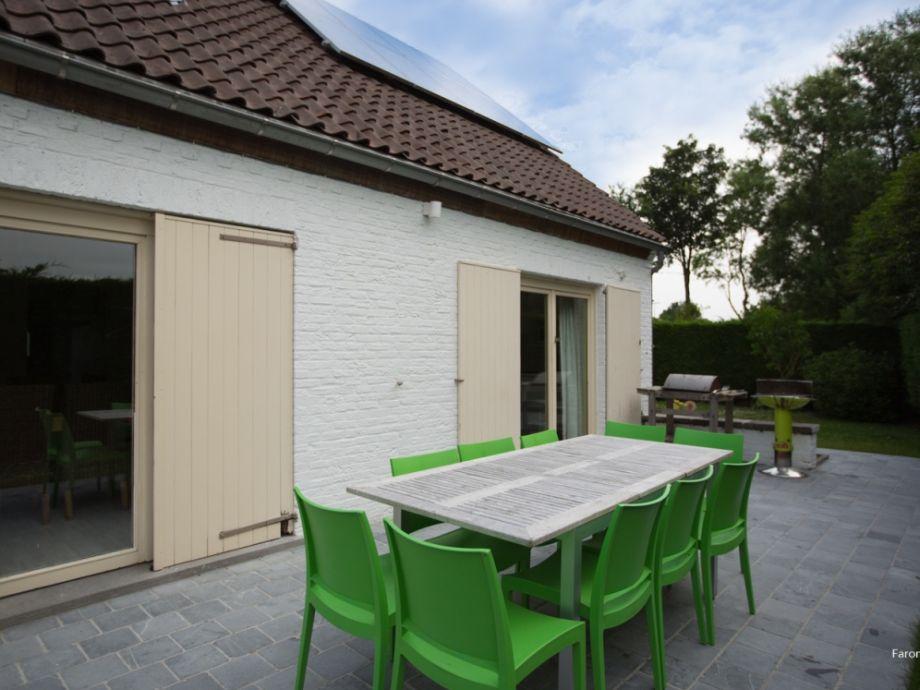 Ferienhaus OOstduinkerke Strand mieten