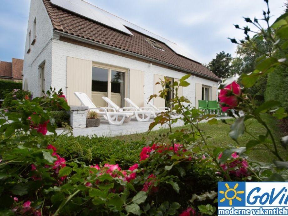 Ferienhaus am Meer 10 Personen Belgien