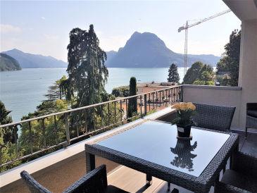 Ferienwohnung Luxury mit Seeblick