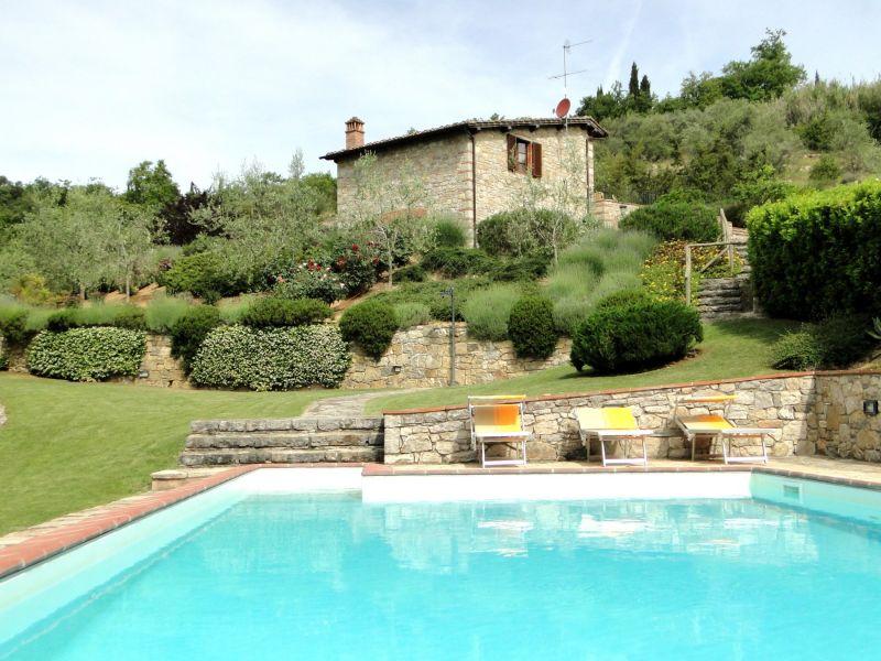 Villa Old Barn in Chianti