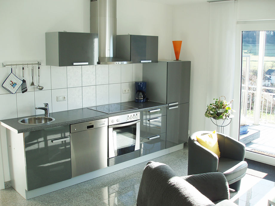 Küchenzeile Nrw ~ ferienwohnung sundream appartement, nrw, nationalpark eifel, simmerath einruhr frau barbara