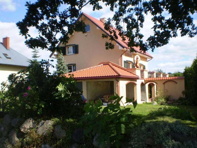 Ferienhaus House in the kashubian village