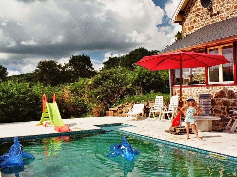 Ferienhaus Holiday home Virlet