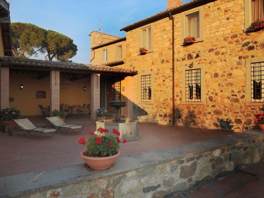 Außenaufnahme Casale Antico