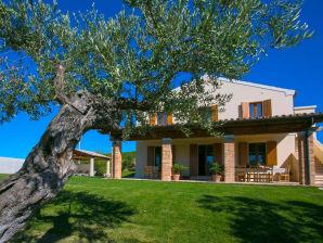 Villa Casale San Basso