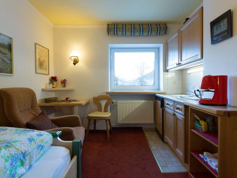 """Apartment Alpenflair Ferienwohnungen Whg 104 """"Gästehaus Tepferd"""