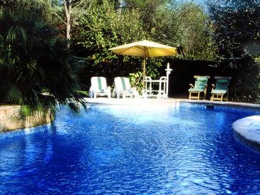 Ferienhaus Villa 'Fleurs bleues'