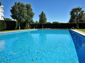 Ferienwohnung mit Pool - ID 2386