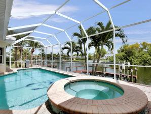 Ferienhaus Villa Blue Dolphins