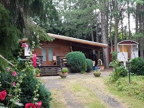 Ferienhaus Blockhaus im Park